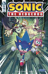 IDW Sonic The Hedgehog 15 Motion Cover