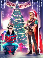 Happy Holidays! by visualkid-n
