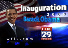 Inauguration 2009 Obama by PatrickJoseph