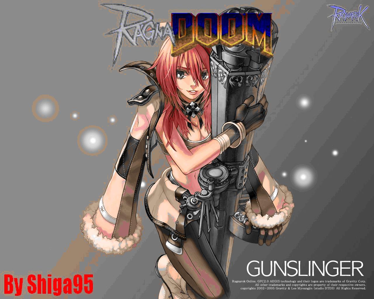 SKULLTAG : RagnaDOOM V3 2 by Shiga95 on DeviantArt