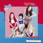 [Red Velvet] Red Flavor - PNG PACK