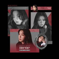 [Red Velvet] IRENE / Perfect Velvet - PNG PACK by TsukinoFleur