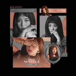 [Red Velvet] SEULGI / Perfect Velvet - PNG PACK by TsukinoFleur