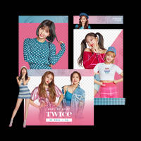 [TWICE] What Is Love? - PNG PACK by TsukinoFleur