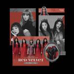 [Red Velvet] Perfect Velvet - PNG PACK