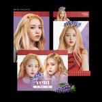 [Red Velvet] YERI / The Red Summer - PNG PACK