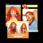 [TWICE] CHAEYOUNG / Summer Nights - PNG PACK