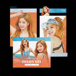 [TWICE] DAHYUN / Summer Nights - PNG PACK