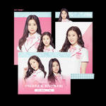 [IZ*ONE] Eunbi x Hyewon - PNG PACK