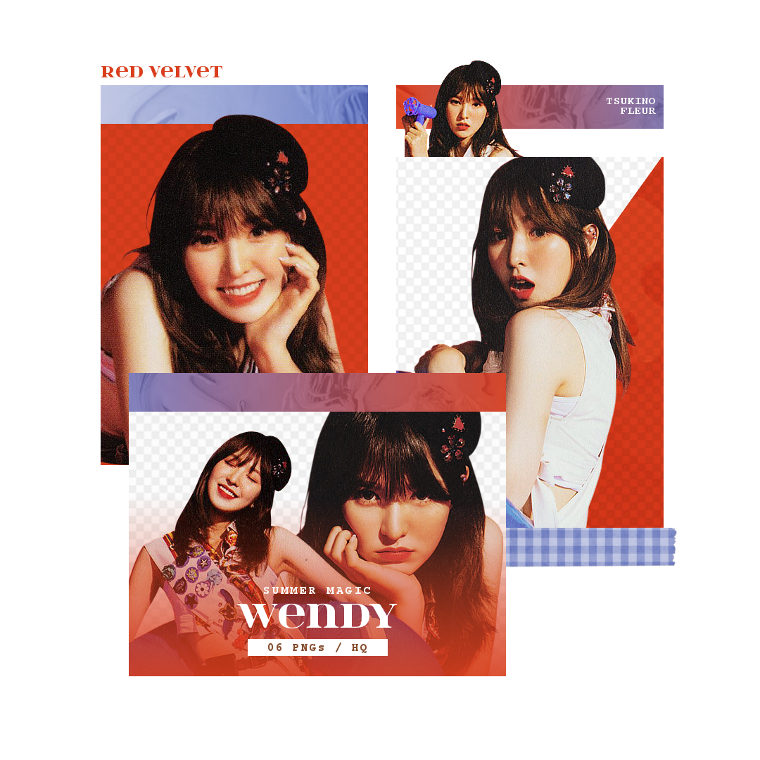 [Red Velvet] WENDY / Summer Magic