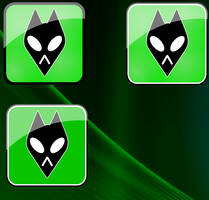 Foobar2000 icon Green