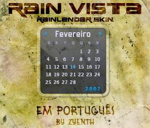 Rain Vista by zyenth