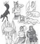 Return to FoH Sketch Dump