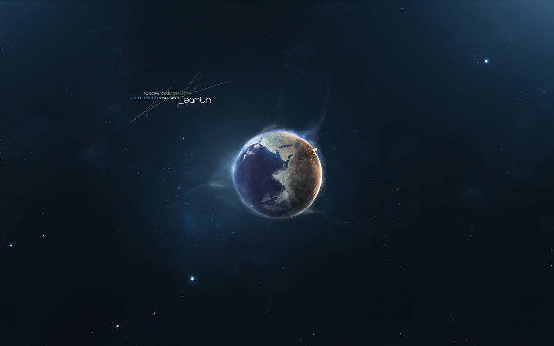 Earth by N4u2k