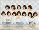 [Share] Pack render 13 renders ulzzang by Mayu
