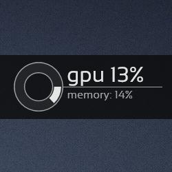 GPU Monitoring for CircuitousTwo (UsageMonitor)