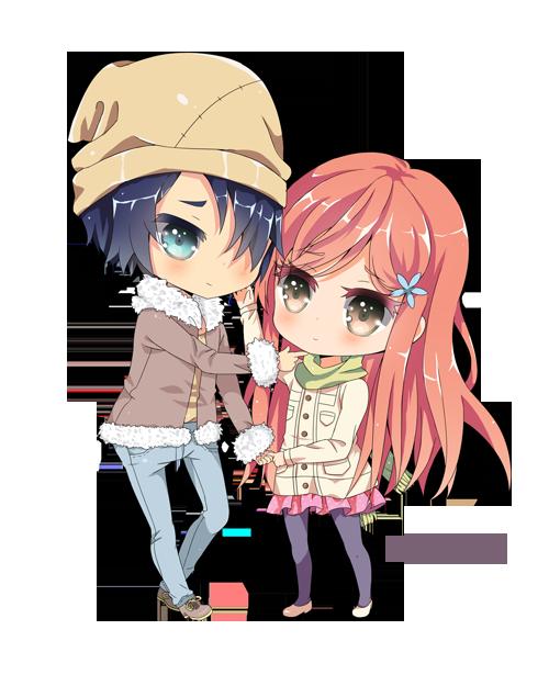 Fuyuki and Natsuki