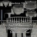 Ornamental Balcony Pack1