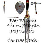 War Weapons PACK1