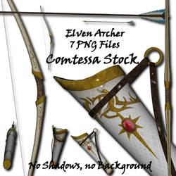 Elven Archer Equipment