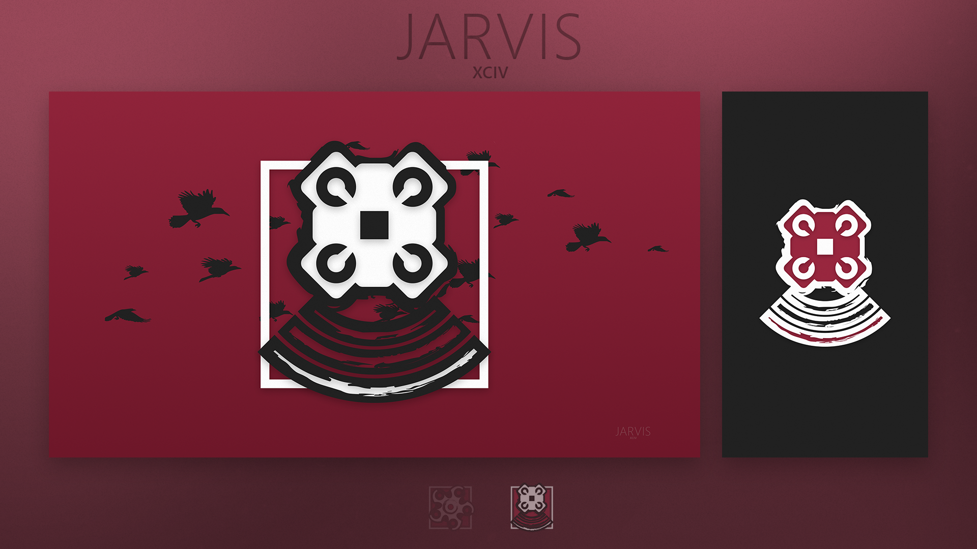 Echo Icon Wallpaper Pack by JarvisXCIV on DeviantArt