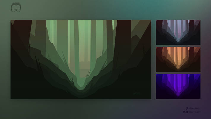Ember Rise Background (+Animated Version)
