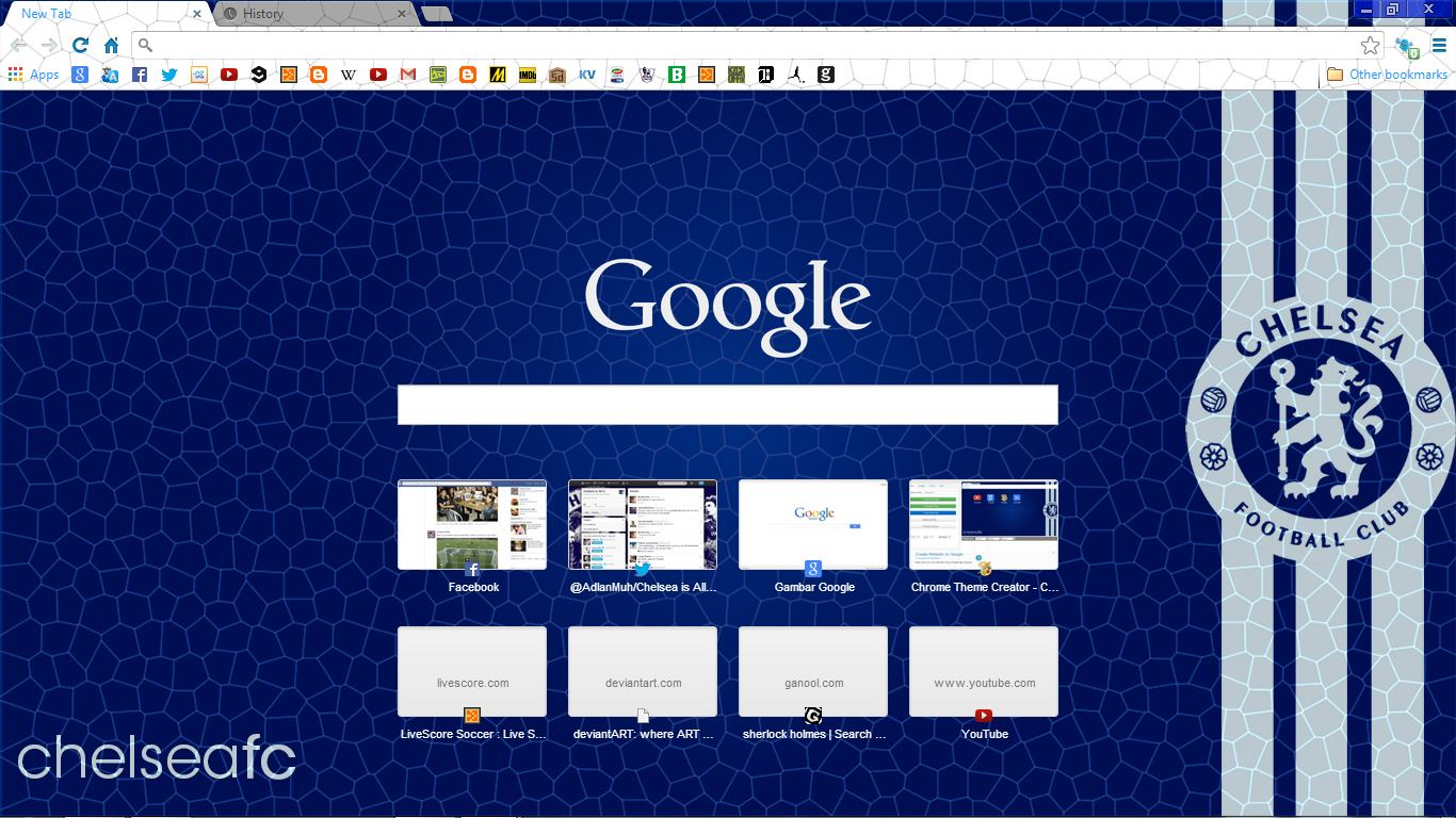 how to use themes in chrome