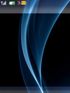 Bluefire theme for nokia 6131 by evcanez