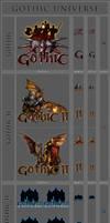 Gothic Universe - Dock Icons