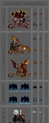 Gothic Universe - Dock Icons by VikingWasDead