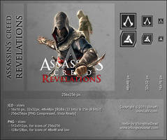 Assassin's Creed: Revelations, Dock Icon