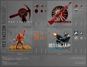Red Faction: Tetralogy