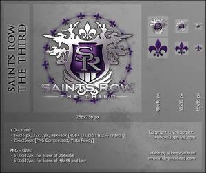 Saints Row: The Third by VikingWasDead
