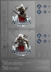 Assassin's Creed III by VikingWasDead