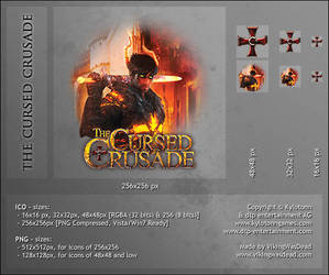 The Cursed Crusade by VikingWasDead