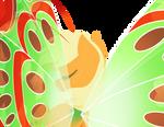 Applejack, Breezie Again [Animated]