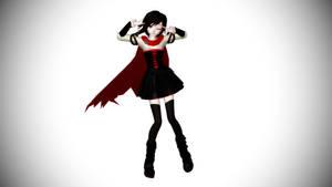 Ruby Rose (Timeskip) [Model DL]