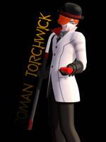 Roman Torchwick [Model DL!] by RosewickTrash