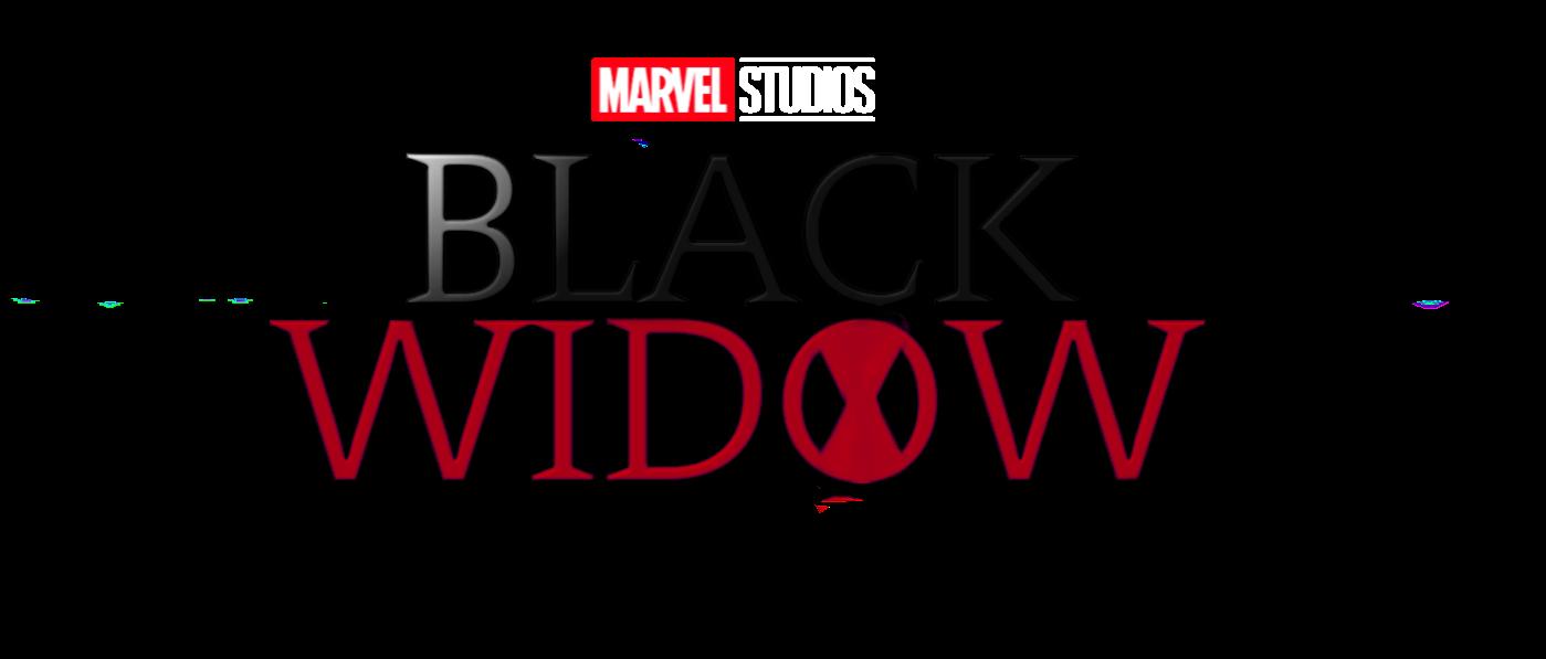 Black Widow Movie Logo Png Fanmade By Sebastiansmind On