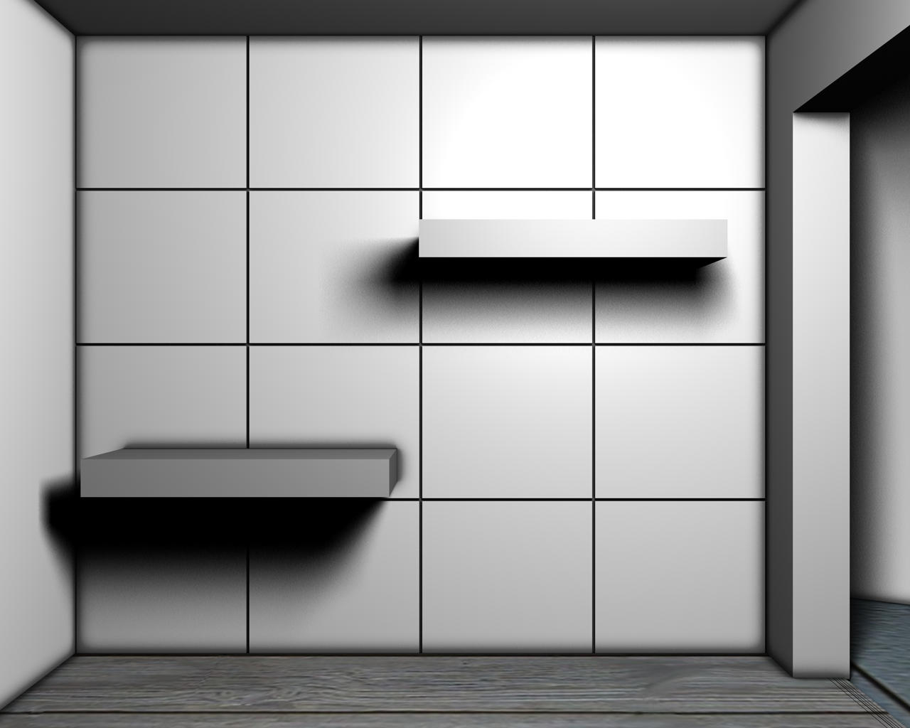 Simple Room By Woodygfx On DeviantArt