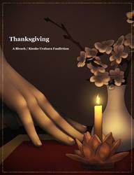 Thanksgiving - Kisuke Urahara by Sarah-Lazic
