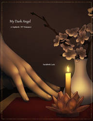 My Dark Angel 2 - Sephiroth by Sarah-Lazic