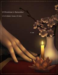 A Christmas to Remember Pt 1 - Kurama / YYHakusho by Sarah-Lazic