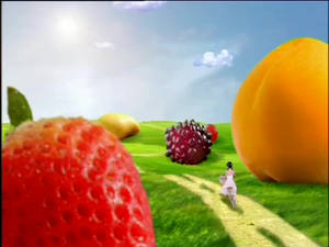 Yili yoghurt ad