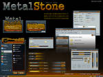 Metal Stone theme for Windows