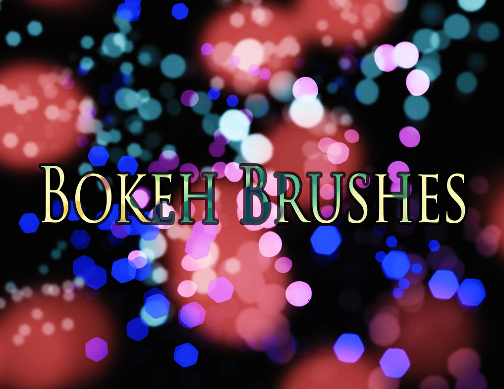 Bokeh Photoshop Brushes (CS5) by cochinosanchez