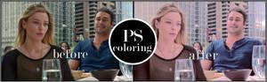 PS - Coloring - Severide x Shay