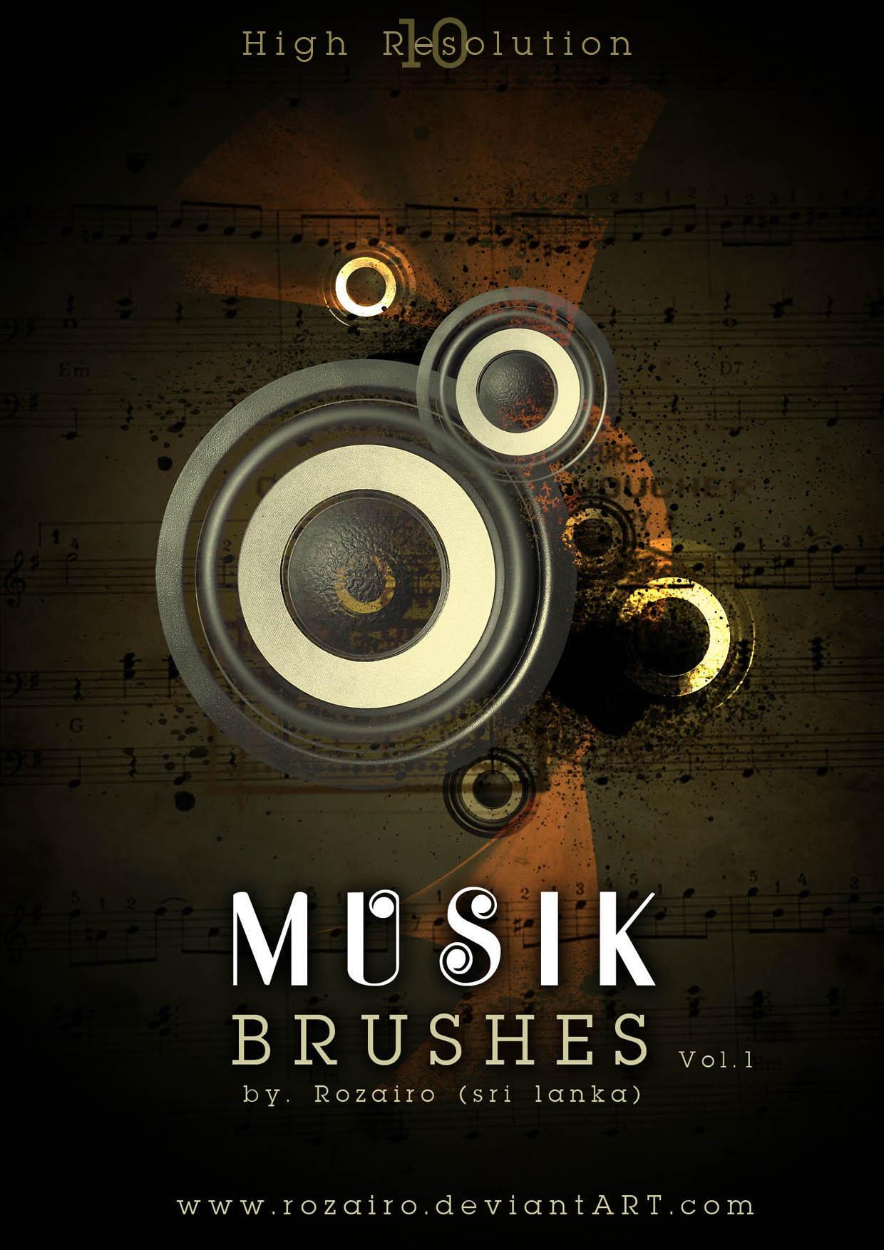 musik brush