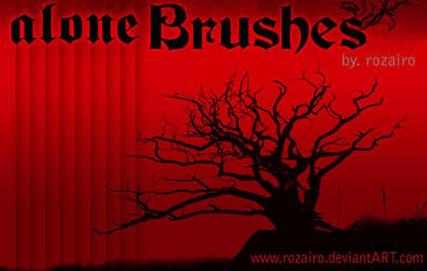 alone brush