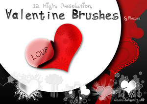 Valentine Brush